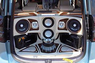 カスタムカー製作のイメージ